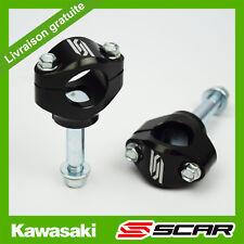PONTETS DE GUIDON KAWASAKI DIAMETRE 28 KX-F KXF 250 450 KX250F KX450F 09-18 SCAR