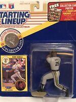 1991 Starting lineup Bobby Bonilla Pirates NY Mets Baseball figure card toy coin