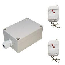 1-Kanal DC Drahtlose Funkfernbedienung 30A Hochleistung Für Elektrische Geräte