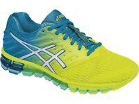 New ASICS® GEL-Quantum 180 2 Women's Running Shoes Size 6 (M) T6G7N 0701 Sneaker