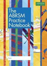 The ABRSM Music Practice Notebook (Paperback) AB96930