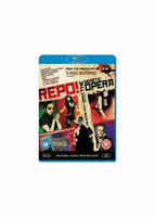 ' Repo 'The Genetic Opera Blu-Ray Nuevo Blu-Ray (LGB94121)