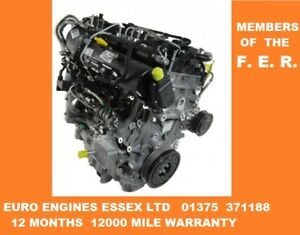 Corsa 1.3 D CDTi  Z13DTH Re-manufactured Engine