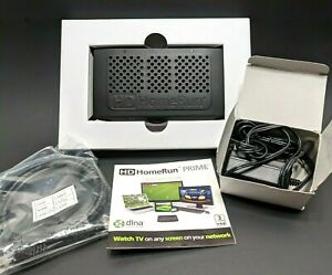 SiliconDust HD HomeRun Prime HDHR3-CC CableCARD Network TV Tuner REFURBISHED