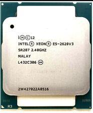 Intel Xeon SR207 E5-2620V3 2.40GHz   8GT/s 6-Core 15MB LGA2011 CPU Processor
