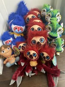 The Croods A New Age Plush Toy