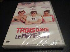 """DVD NEUF """"TROIS 3 DANS LE MEME LIT"""" de Lloyd EYRE-MORGAN / gay"""