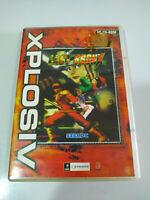 Last Bronx Sega - Set For PC Cd-rom Edition Spain