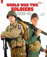 World War Two Soldiers - 1939-45 (Guide Militaria) by Mirouze, Laurent, NEW Book