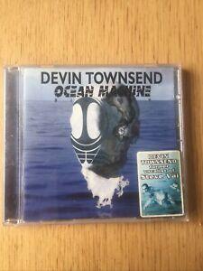 Devin Townsend Ocean Machine Biomech  CD