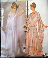 """Butterick 4093 GREAT GATSBY DOWNTOWN ABBY Sz 12-16 Bust 34""""-38"""" Sewing Pattern"""