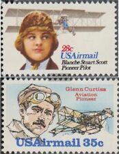 US 1453-1454 (compleet.Kwestie.) postfris MNH 1980 Vliegers