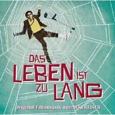 """NIKKI REISER """"DAS LEBEN IST ZU LANG"""" CD OST NEU"""