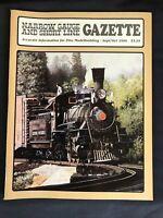 Narrow Gauge and Short Line Gazette September October 1986