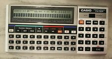 Casio Vintage FX 730P personal Computer Programmable Calculator  Mint in Box