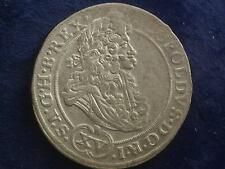 XV ( 15 ) Kreuzer Leopold I.  1694 BRE 94.1.15 W/18/906