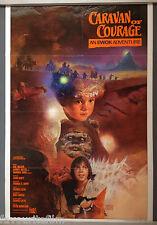 Cinema Poster: CARAVAN OF COURAGE 1984 (Int. A Campaign One Sheet) Warwick Davis