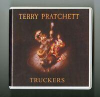 Truckers: by Terry Pratchett - Unabridged Audiobook 5CDs