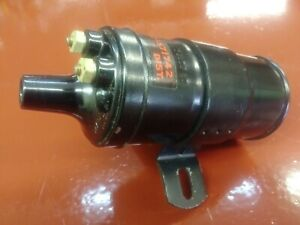 1954 55 DODGE PLYMOUTH DESOTO 53 54 CHRYSLER 6 VOLT AUTO LITE IGNITION COIL NOS