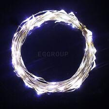 DC 12V 5M~50M 50~400 LED Waterproof Strip String Fairy Lights Xmas Party Decors