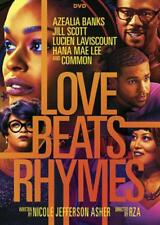 LOVE BEATS RHYMES NEW DVD
