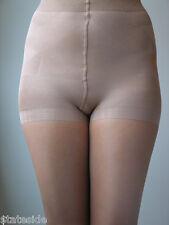 Boots Ultimate Bodyshaper Control Shine Leg Natural Tan Pantyhose Tights M/L