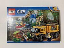 LEGO City Jungle Explorers Jungle Mobile Lab 60160 Building Set Blocks Toys Kids