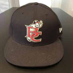 Brevard County Manatees New Era 5950 Hat Cap Size 7 1/2 NWT Made In USA