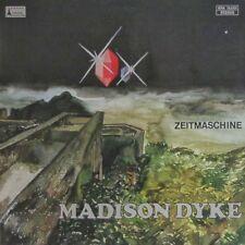 MADISON DYKE - ZEITMASCHINE - RARE PROG CD