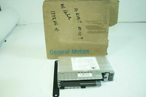 NEW OEM GM  1985-1993 Cadillac DeVille ABS  Brake Controller Module 25528416