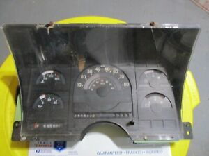 ✅ 1988 C2500 SPEEDOMETER DISPLAY INSTRUMENT CLUSTER GAUGES PANEL ODOMETER DASH