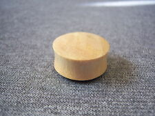 Hand Made 26mm Wooden Ear Plug
