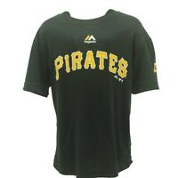 Official Pittsburgh Pirates Youth & Kid Size MLB Athletic polyester T-Shirt New
