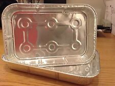"""200 x 7¾"""" Tray Bake Foil Dishes"""