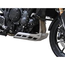 Triumph Tiger Explorer 1200/XC/XR BJ 12-18 protección del motor bajo protección de conducción plata