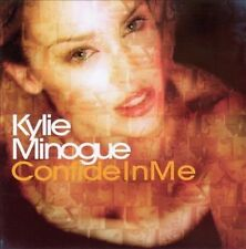 Confide in Me by Kylie Minogue (CD, 2001, Bmg/Rca Camden)