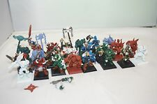 Warhammer Fantasy Warriors of Chaos OOP Plastic x 23 As Is