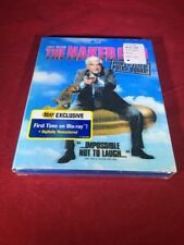 THE NAKED GUN Blu-Ray OOP w RARE LENTICULAR SLIPCOVER Best Buy Excl POLICE SQUAD