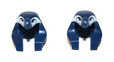 2x LEGO® Mumien-Helm 93249 NEU dunkelblau mit Druck Pharao Maske