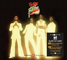 SLADE - SLADE IN FLAME (CD+DVD)  CD + DVD NEU