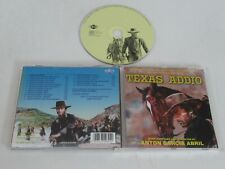 TEXAS, ADDIO/SOUNDTRACK/ANTON GARCIA ABRIL(SCREEN TRAX CDST 324)CD ALBUM