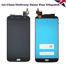 For Motorola Moto G5s Plus Black LCD Touch Screen Digitizer Replacement UK