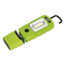 LED3601G Rechargeable 360* Inspection Lamp 2W COB LED Green Lithium-Polymer