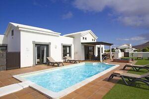 Holiday villa Lanzarote, Playa Blanca For Rental