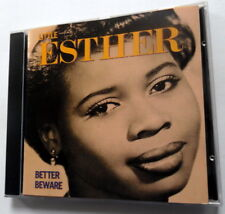 LITTLE ESTHER CD Better Beware CHARLY label UK pressing SOUL R&B KZcd67