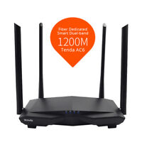 Gigabit wifi home optical fiber high power 1200M Dual-band wireless router