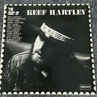 LPDOUBLE ALBUM KEEF HARTLEY THE BEST OF DERAM DPA3011/2 UK 1ST PRESS 1974 EX/EX