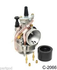 24mm Carburetor For 80cc 85cc 125cc For Honda CR80 CR85R CR125 Trail Dirt Bike