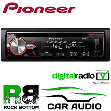 Pioneer DEH-4900DAB DAB+ Digital Radio CD MP3 USB AUX Car Stereo Android Player
