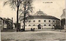 CPA La Halle au Ble (259112)